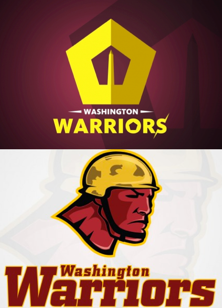 Washington_Warriors_logos